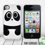 Baby Panda Bear iPhone Hard..