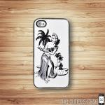 Hula Girl Hawaiian iPhone H..