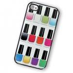 Nail Polish Rainbow iPhone ..